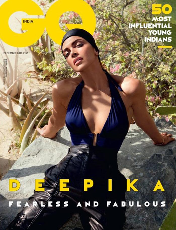 deepika padukone gq magazine cover