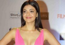kajal aggarwal in two piece bikini