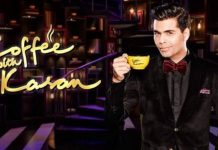 Tollywood stars at koffee with karan