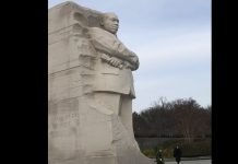 pawan kalyan martin luther king jr statue in washington