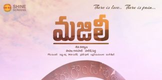 samantha naga chaitanya majili first look