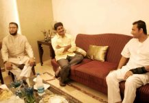 ys jagan with owaisi brothers