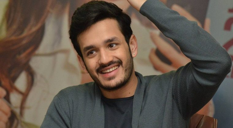 Akkineni Akhil Mr. Majnu Interview stills (7)