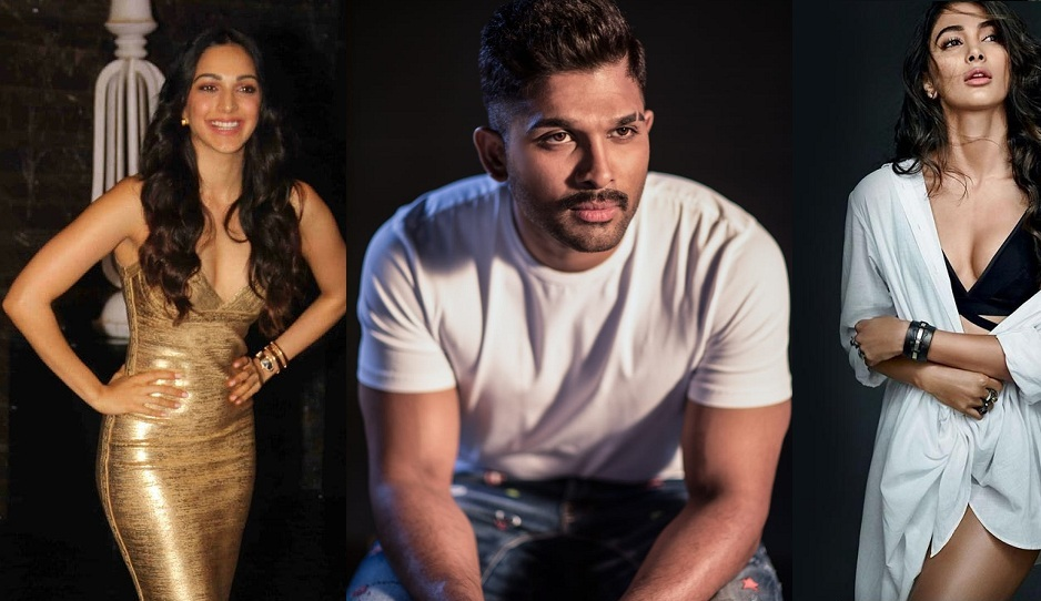 Kaira Advani to pair Allu Arjun in Trivikram film