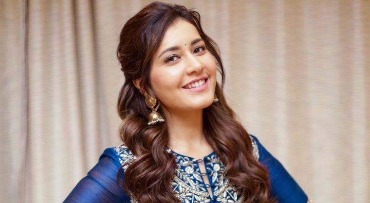 Effervescent Raashi Khanna Latest Stills