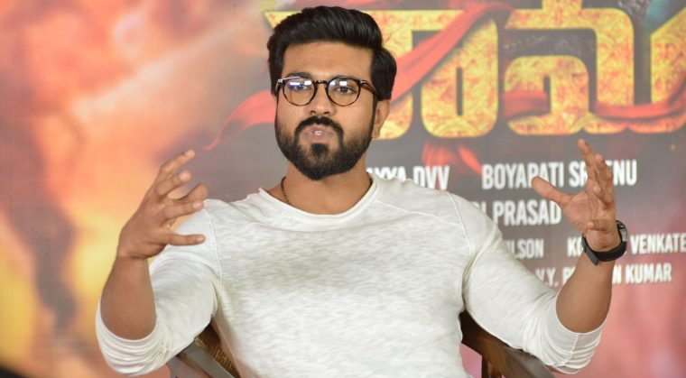Charan Opens on His Dad's Rumours