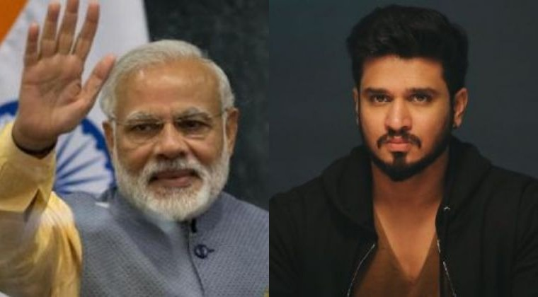 Tollywood Hero Welcomes Modi's Vote Bank Politics