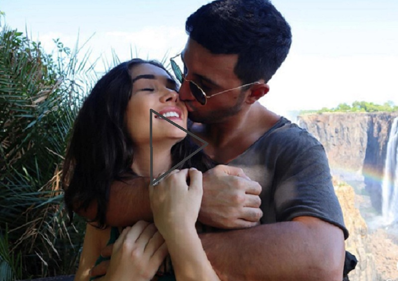 amy jackson engaged to boyfriend