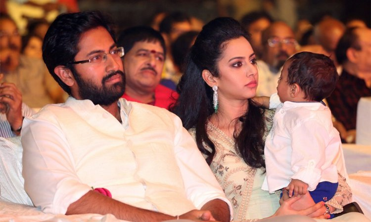 balakrishna daughter tejaswini and son in law to contest election