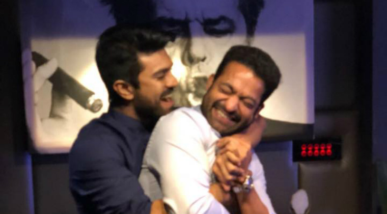 reason for ntr fans trolling ram charan