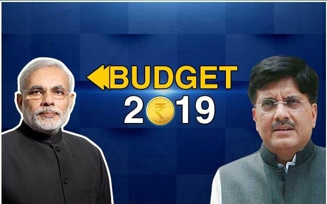 Finance Minister Piyush Goyal announces Union Budget 2019