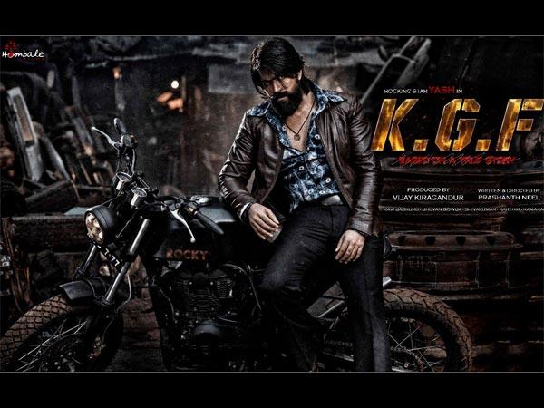 Sanjay Dutt in KGF Chapter 2