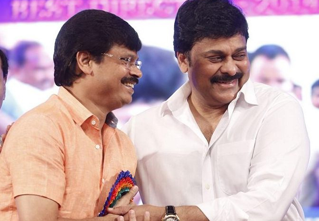 chiranjeevi boyapati movie