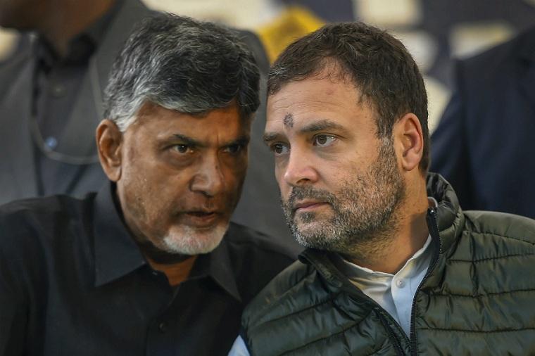 naidu-rahul kejriwal dharma porata deeksha