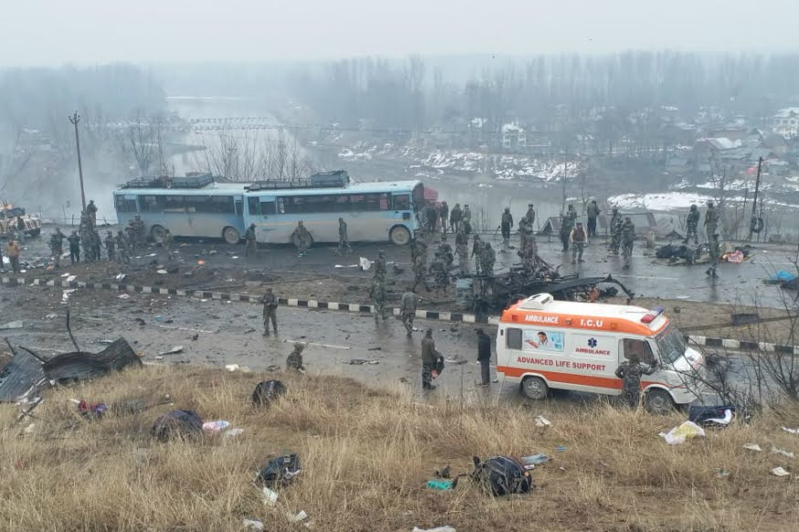 40 jawans killed in Jaish-e-Mohammad attack